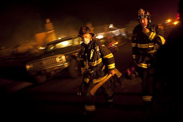 Flint Firefighters Vote