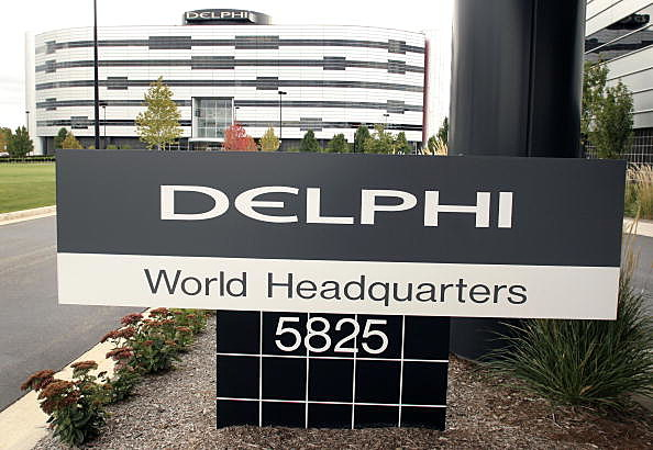 Delphi Buy Shares Back from GM
